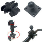 3 Pcs Black Ball Head Quick Release Bracket &Square Mounting Base Open Max 55mm