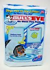 Bullseye No Mess Pee Pads House Training Pack Size 22 x 22 Count 30 Brand New
