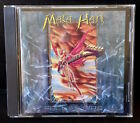 MATA HARI Feel The Fire CD (1992) INDIE METAL/HARD ROCK Metro ORIGINAL