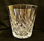Waterford Crystal Lismore Ice Bucket Bowl Marked Excellent No Tongs