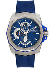 CORUM ADMIRAL AC-ONE 45 TIDES BLUE DIAL STRAP AUTOMATIC DATE MEN'S WATCH $9,350