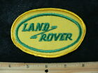 Embroidered patch LAND ROVER Range British Jeep early 1970s vintage ORIGINAL