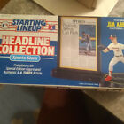 JIM ABBOTT 1993 Kenner Starting Lineup HEADLINE COLLECTION - New Sealed Package