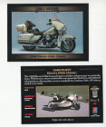 1988 HARLEY-DAVIDSON FLHTC Electra Glide Classic Motorcycle Photo TRADING CARD