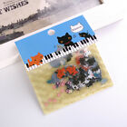 Korean Diary Label Stickers Cartoon Cute Scrapbooking Diy Stickers Tags Decor