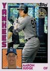 2019 Topps Series 1 1984 CHROME FROM SILVER PACKS Choose your single card