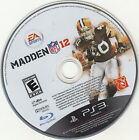 Madden 12 Hall of Fame Edition Swag Includes Autographed Marshall Faulk Card 4