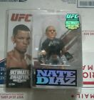 2013 UFC Ultimate Collector Nate Diaz Limited Edition Round 5 Action Figure