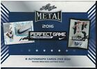 2016 Leaf Metal All-American Perfect Game Classic Baseball Sealed Box 8 Auto's!
