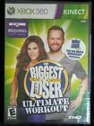 Biggest Loser Ultimate Workout Microsoft Xbox 360 2010 Kinect Factory Sealed