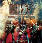 KISS RARE LIVE 2 CD VANCOUVER CANADA 2019 LTD INCL.STICKER & BONUS DISC
