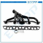 RACING HEADER MANIFOLD EXHAUST FOR JEEP WRANGLER CHEROKEE 40L YJ TJ XJ 6CYL