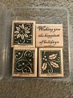Stampin Up Stamps Christmas Floral