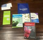 Weight Watchers Points plus booklet pocket guide and trackers