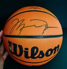 Michael Jordan Signed Spalding Basketball UDA Upper Deck Authenticated Autograph