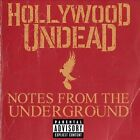 Notes From the Underground [PA] by Hollywood Undead (CD, Jan-2013, Octone...