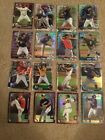 150+ Bowman Chrome And Paper Parrallel Refractor Lot All Cards Are Numbered 2018