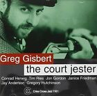 Greg Gisbert - Court Jester [CD]