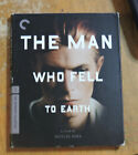 The Man Who Fell To Earth OOP Criterion Collection Blu ray David Bowie