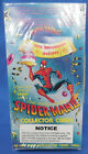 Spider-Man 30th Anniversary Official Trading Cards New Sealed Box 1992 48 Pack 2