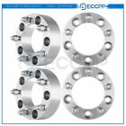 4 50mm thick 5x55 to 5x55 Wheel Spacers 1 2 For 2005 Ford E 150 Club Wagon