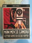 MAN WITH A MOVIE CAMERA  OTHER WORKS Masters of Cinema blu ray DVD ltd ed