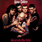 ROSE TATTOO - SCARRED FOR LIFE CD ~ ANGRY ANDERSON ~ AUSTRALIAN ROCK *NEW*