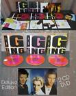Duran Duran Big Thing 2CD/DVD limited deluxe box NM & gift sealed audio cassette