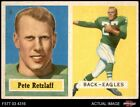 1957 Topps Football Cards 3