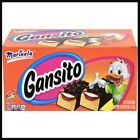 Gansito Marinela Strawberry Filled Cake Snack Box - 24 Count Mexican Twinkie