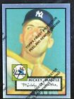 1952 Topps Mantle Might Hold the Solution to the Era of Overproduction 5