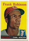 Frank Robinson Baseball Cards and Autographed Memorabilia Guide 15