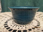Fiesta Ware Retired JUNIPER Green Bouillon BOWL 7 OUNCE  Prep Bowl MADE IN  USA