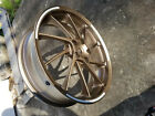 14 15 16 HONDA VFR800 INTERCEPTOR REAR WHEEL RIM STRAIGHT