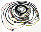 Omix ADA 1720109 Wiring Harness w Cloth Cover for 55 56 Jeep CJ5