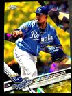 2017 Topps Chrome Baseball Complete Set Sapphire Edition Cards 14