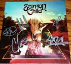 Scorpion Child Acid Roulette SIGNED Autographed Booklet (NO CD) Signed Book ONLY