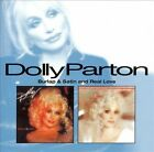 Dolly Parton BURLAP & SATIN / REAL LOVE cd NEW 1983/85/2007 **AUTHORIZED** (and)