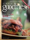 Weight Watchers Magazine Simple Goodness More Than 100 Quick