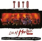 Live At Montreux 1991 - Toto (CD New)