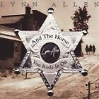 Horse You Rode In On - Lynn Allen (CD New)
