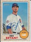2017 Topps Heritage High Number Baseball Cards 72