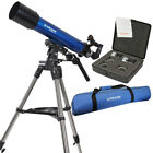 Meade Infinity 90mm Refractor Telescope w Trave Bag  Eyepiece Accessory Kit
