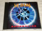 Def Leppard Adrenalize cd Signed by Rick Allen & Vivian Campbell
