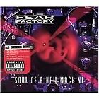 Fear Factory : Soul of a New Machine CD 2 discs (2004) FREE Shipping, Save £s