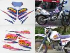 Motorcycle Fairing Sticker Decal for Yamaha TTR TT 250R 93-99 Raid 94-96 #lu