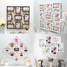 7 Patterm Photo Frames Hanging Family Love Collage Picture Aperture Home Decor