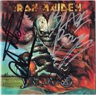 IRON MAIDEN Virtual XI, DAVE MURRAY Steve Harris Nicko Blaze CD Autograph SIGNED