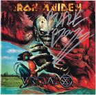 IRON MAIDEN Virtual XI, BLAZE BAYLEY Clansman Edge The X Factor Autograph SIGNED