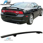 Fits 11-20 Dodge Charger OE Factory Trunk Spoiler Rear Wing - ABS